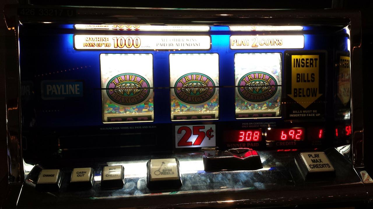 Závislosť na hazarde