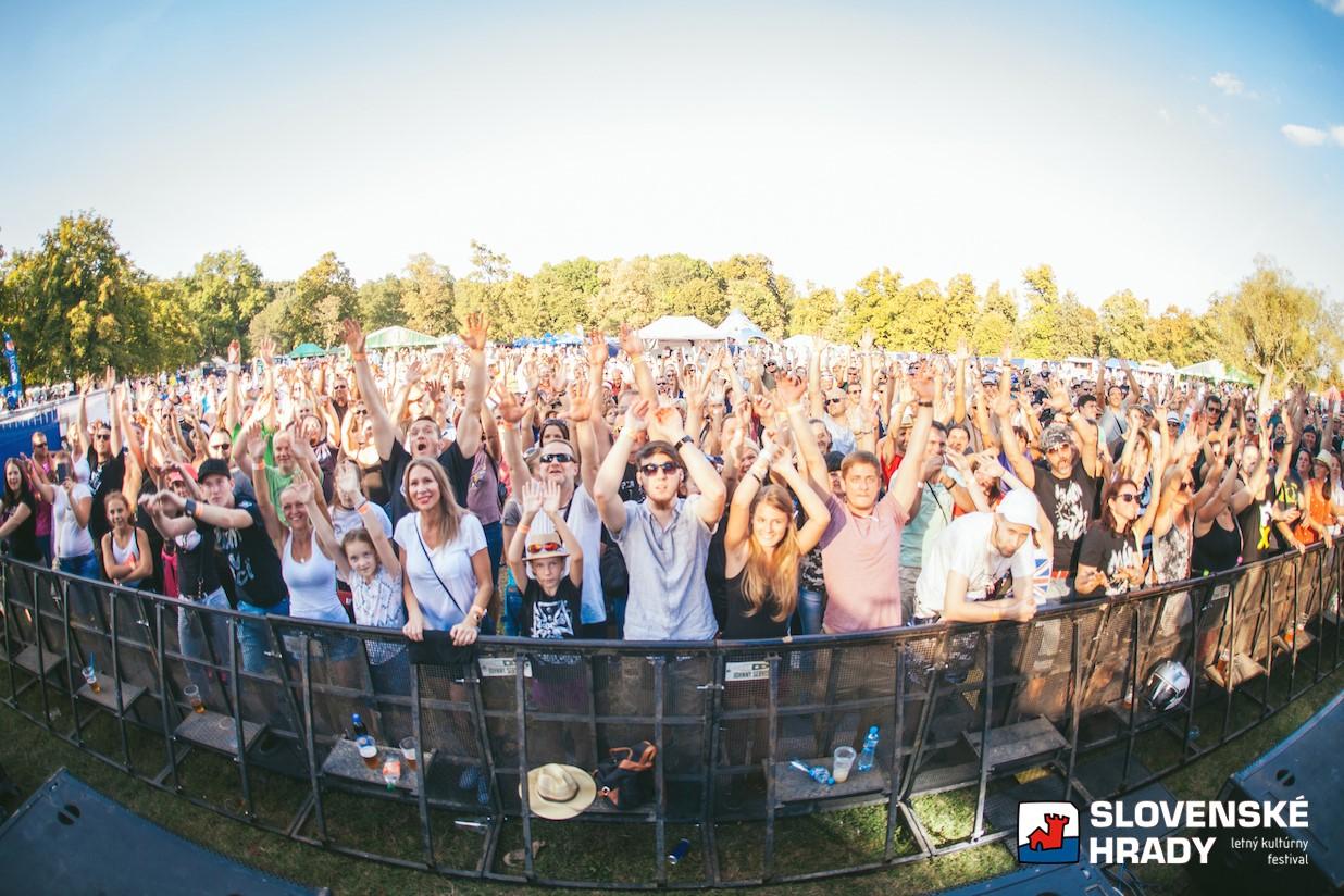 Festival Slovenské hrady má za sebou svoju premiéru. Hrad Červený ... d439dae2f33