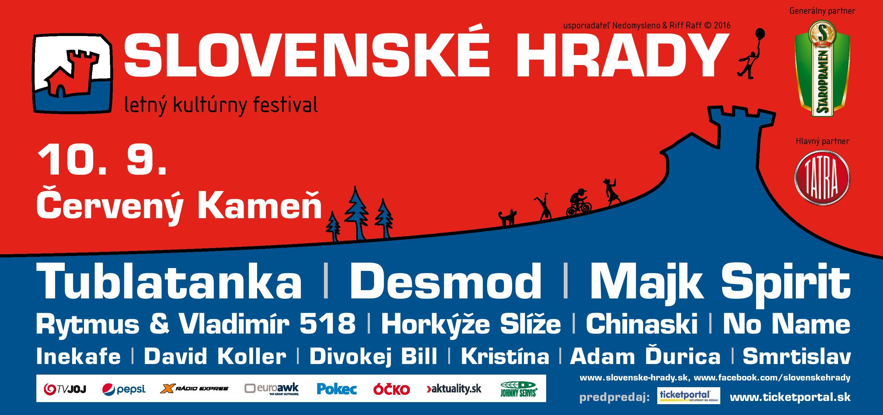 Festival Slovenské hrady  4119290d183