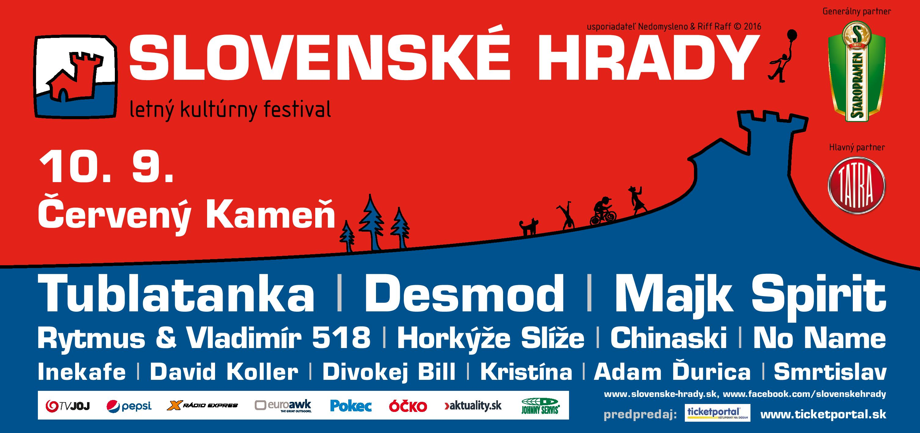 Festival Slovenské hrady. hudobný festival Slovenský hrady 0f0f36dcbe7