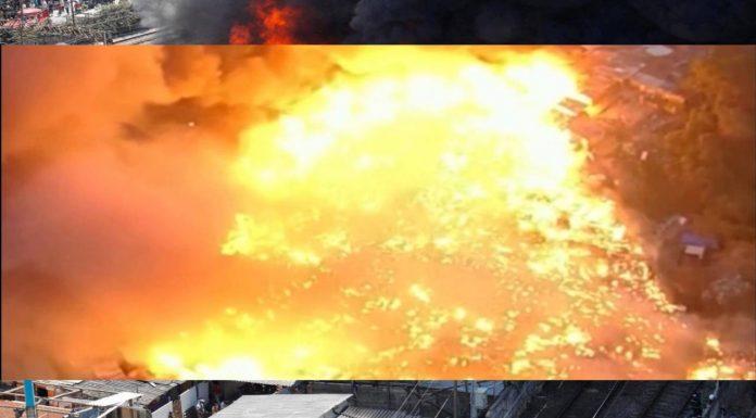Prišli o všetko. V Brazílii vyhorela najchudobnejšia časť 9c75c8e6c51