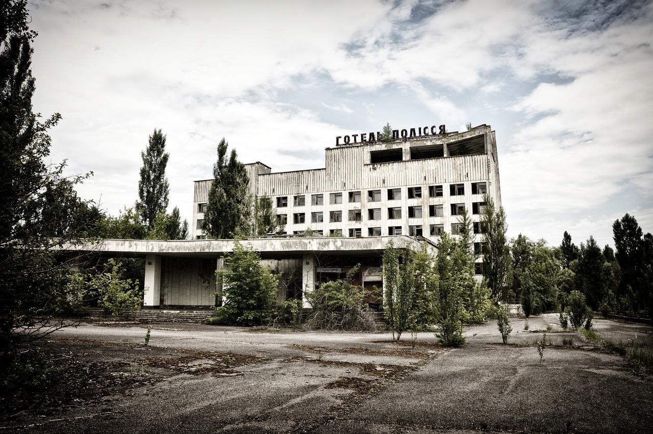Černobyľ v roku 2016 - 3