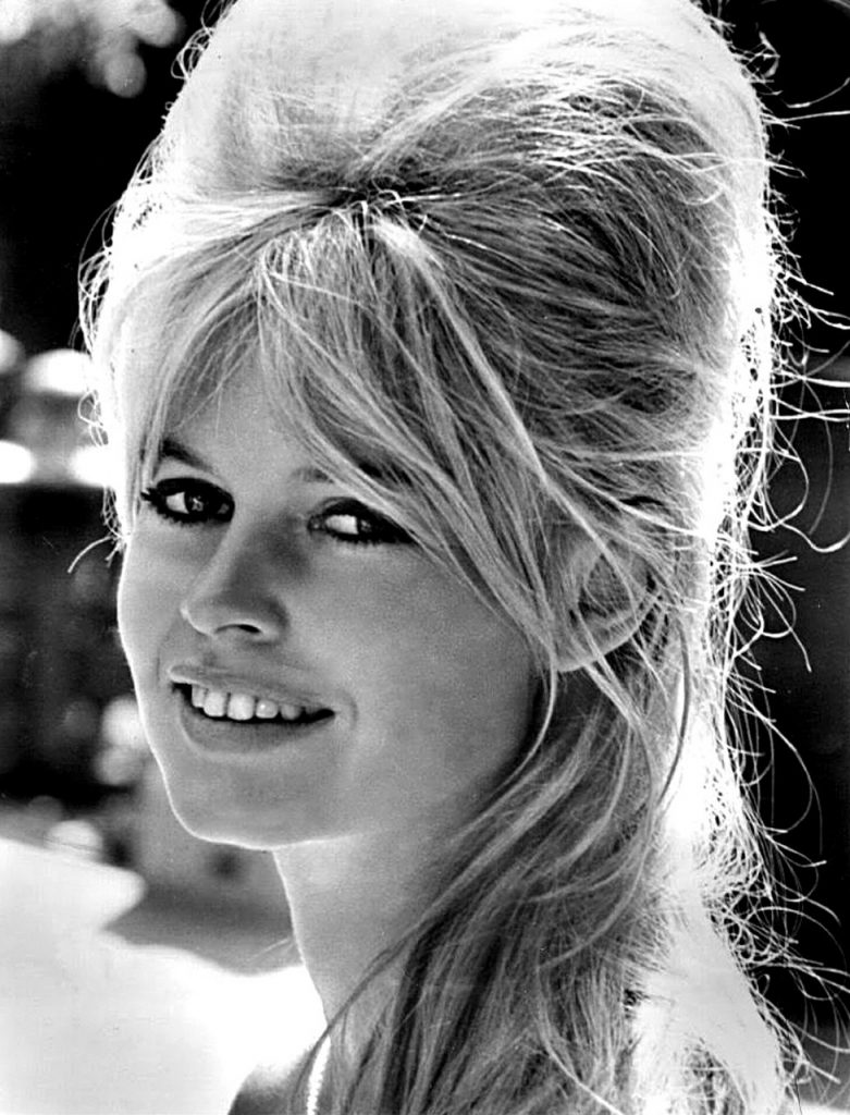 Blond is better - Brigitte Bardot