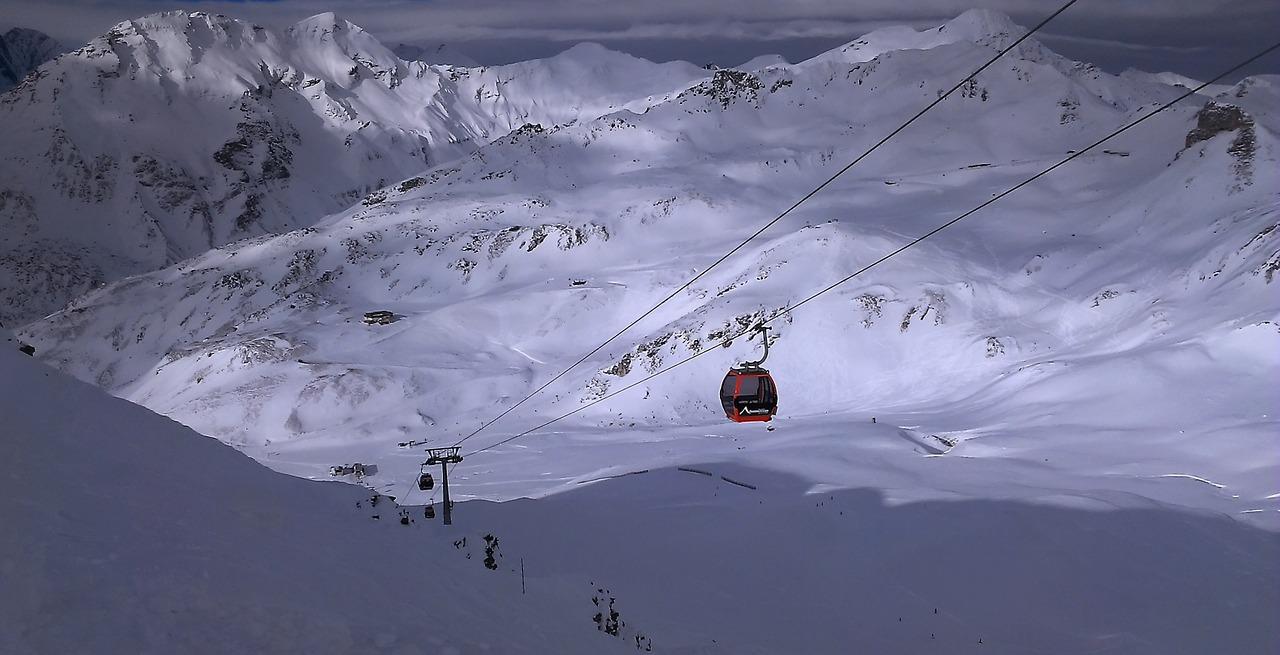 Zima v Tatrách 2