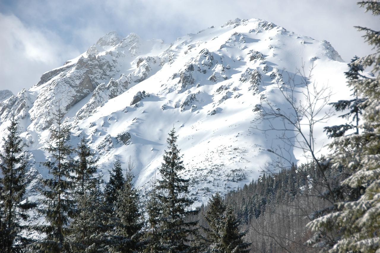 Zima v Tatrách 3