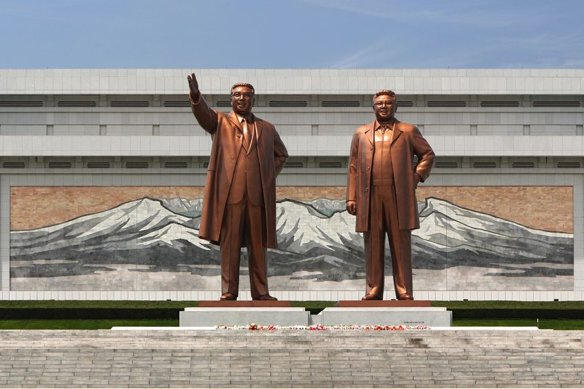 16348734 - monuments and architecture, north korea, pyongyang