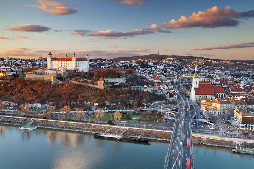 26087216 - bratislava, slovakia image of bratislava, the capital city of slovakia