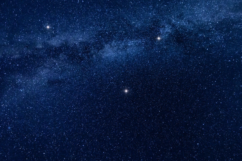 30113543 - a background image of the milky way stars