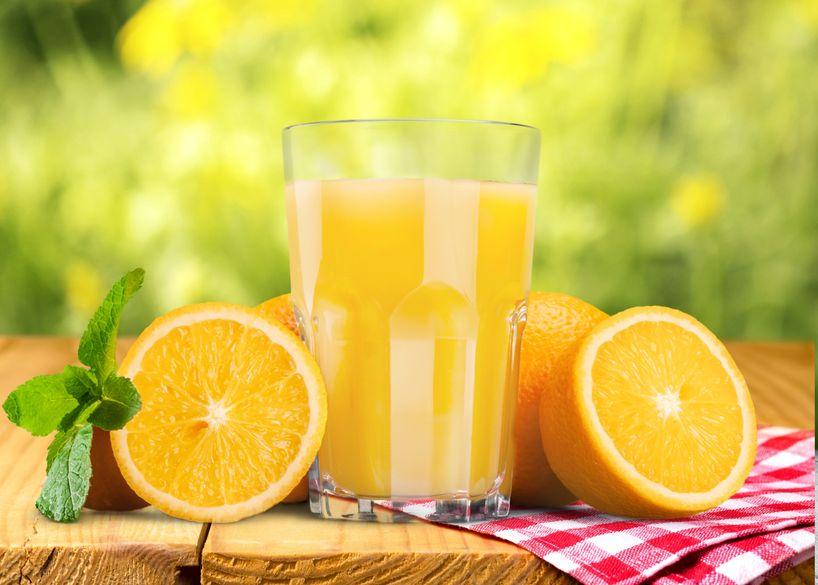 43854792 - orange juice.