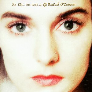 Sinead O'Connor the best of album cover