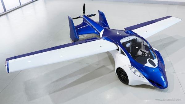 Aeromobil, lietajúce auto