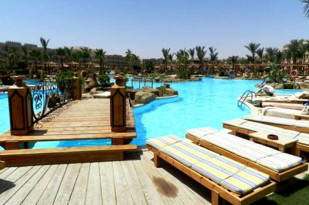Albatros Palace Egypt hotel, © Joži