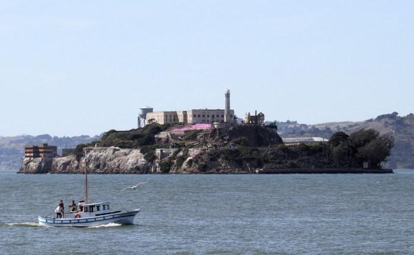 Alcatraz Väznica