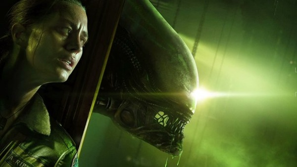 Alien Isolation a strach