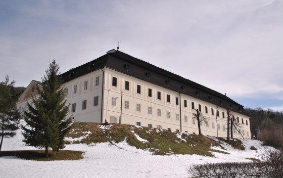 Múzeum v obci Svätý Anton, kaštiel známy ako Antol