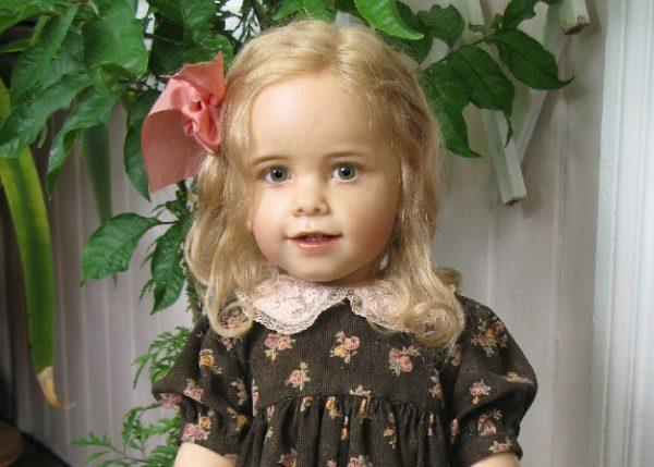 Bábika ako dieťa, Sissel zo Škandinávie