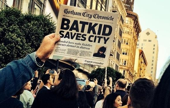 Batkid San Francisco