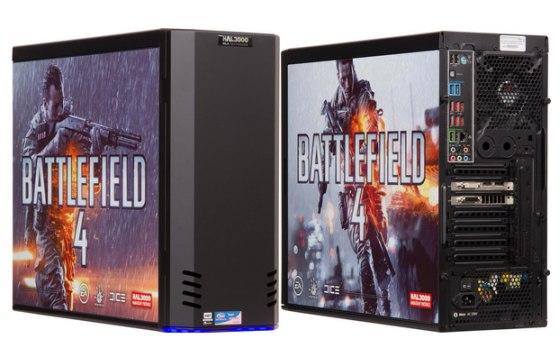 Battlefield 4 skriňa na počítač