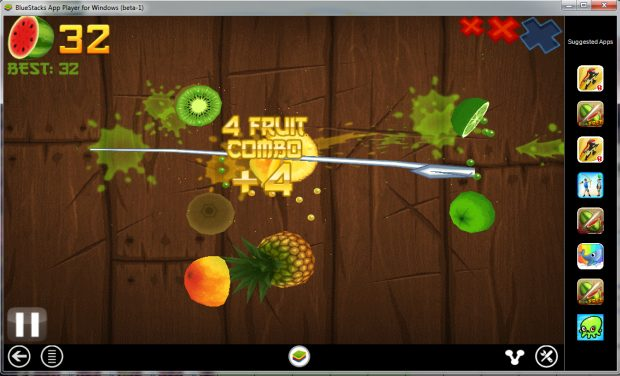 bluestacks, emulátor Android