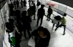 Bezpečnostná kamera v Bogote