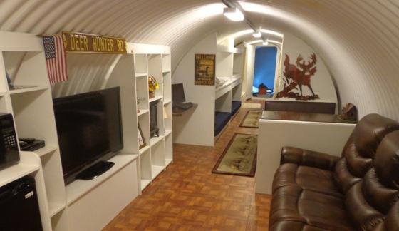 Bunker a Koniec sveta - Atlas Shelters