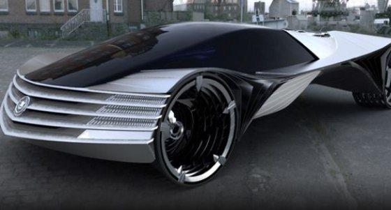 Cadillac Thorium TopGear
