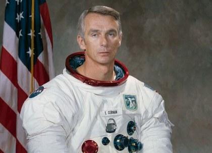 Eugene Cernan NASA
