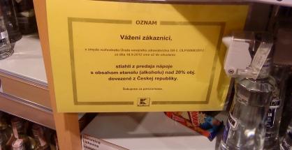 Český alkohol