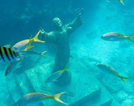 Christ of the Deep, Florida