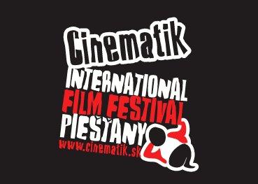 Logo festivalu Cinematik