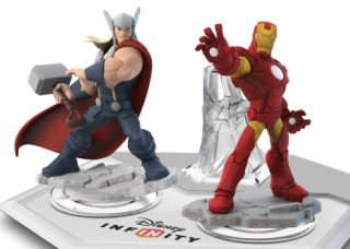 Disney Infinity Marvel Superheroes