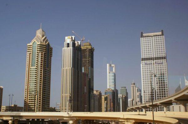 Dubaj a mesto s mrakodrapmi, © Zuzana
