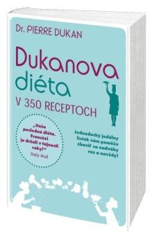 Dukanova dieta 350 receptov