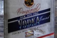 Falošná vodka