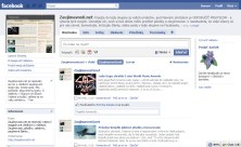 Facebook: Sociálna sieť