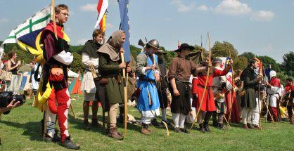 festival stredovekého života
