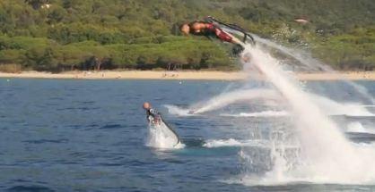 flyboard od Zapata Racing