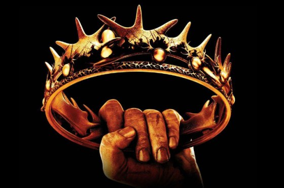 Game of Thrones logo televízneho seriálu