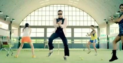 PSYho kórejský megahit Gangnam style úspešný aj využívaný