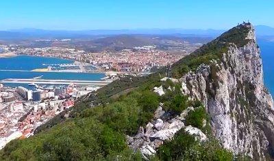 Gibraltar, britské územie