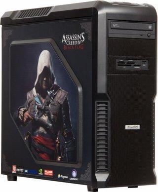 HAL3000 a Assassins edícia