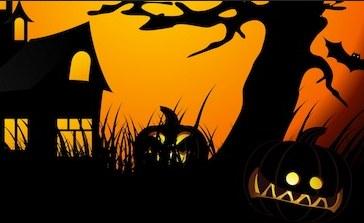 Halloween a SXC foto
