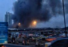Helikoptéra Londýn havária, youtube