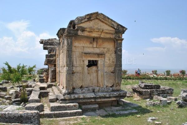 Hierapolis pohrebisko