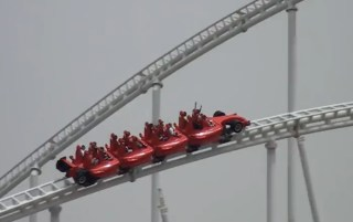Horská dráha Formula Rossa