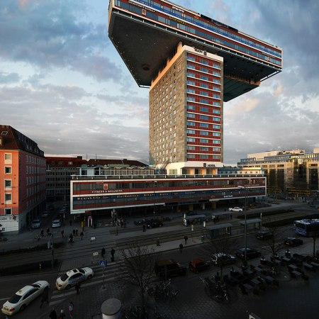 Hotel v Mníchove na viac spôsobov