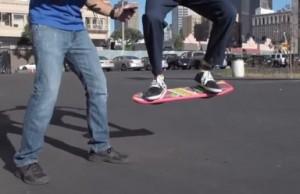 hoverboard z návrat do budúcnosti
