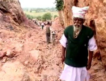 Dasrath Manjhi, muž, ktorý pohol kopcom