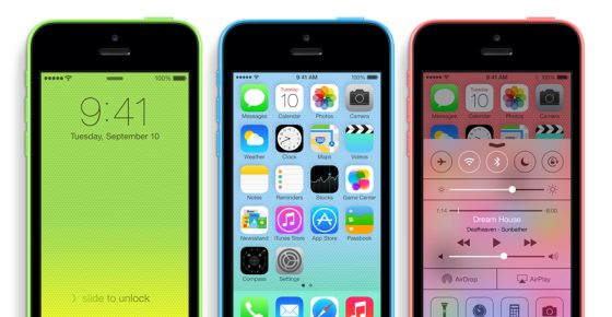iPhone 5C, apple.com