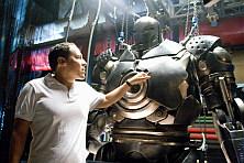 režisér Iron Man 2